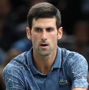 Djokovic Regains No. 1 But His Climb in the Ratings Isn't Over