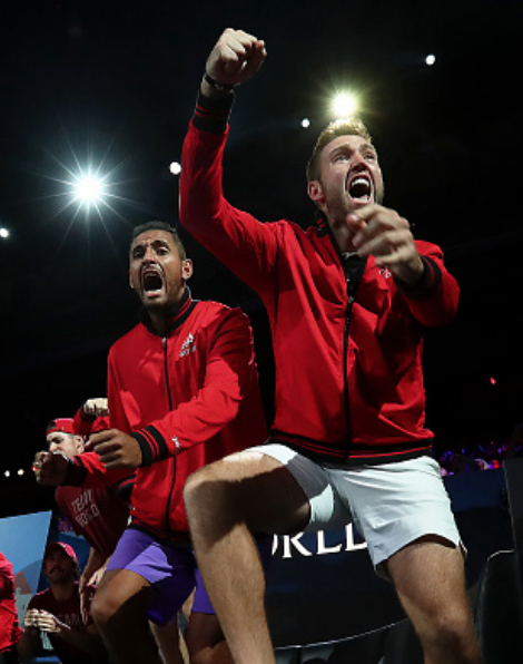 A Short Explainer on Getting to a Laver Cup Decider