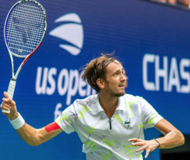 How Medvedev and Berrettini Dealt with Pressure at the US Open